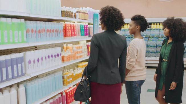 shea moisture's first commercial breaks barriers
