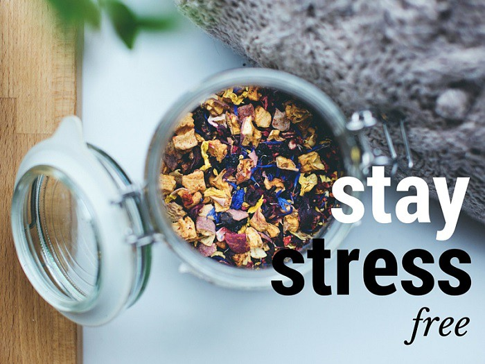 5 herbs to stay stress-free