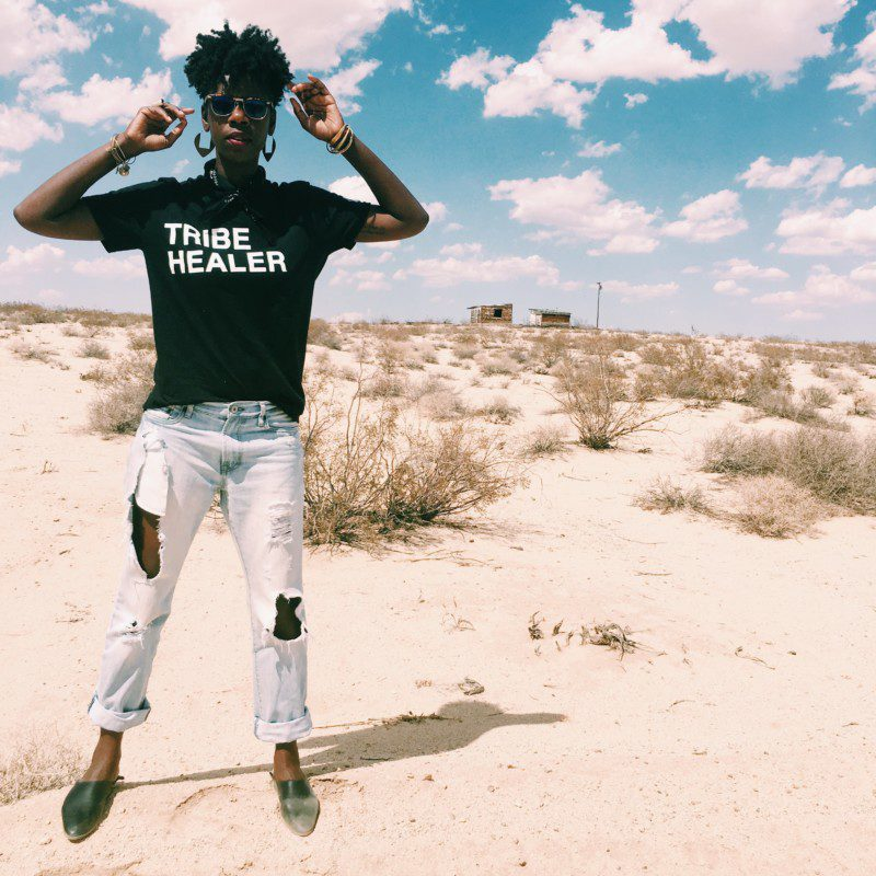 how i found healing in the desert
