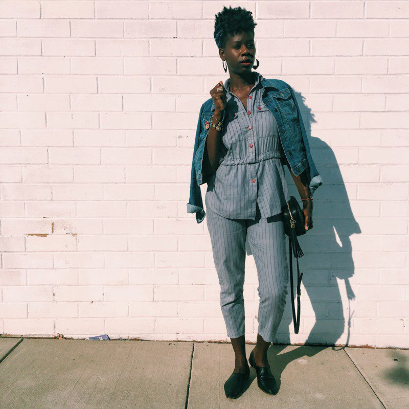 How I Found the Perfect Vintage Jumpsuit