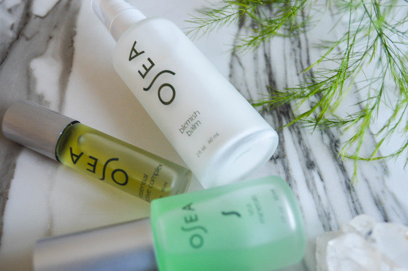 My Favorite Products from Osea