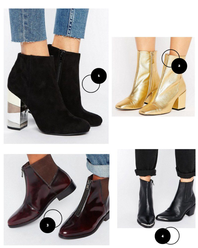 The Best Asos Booties Under $150