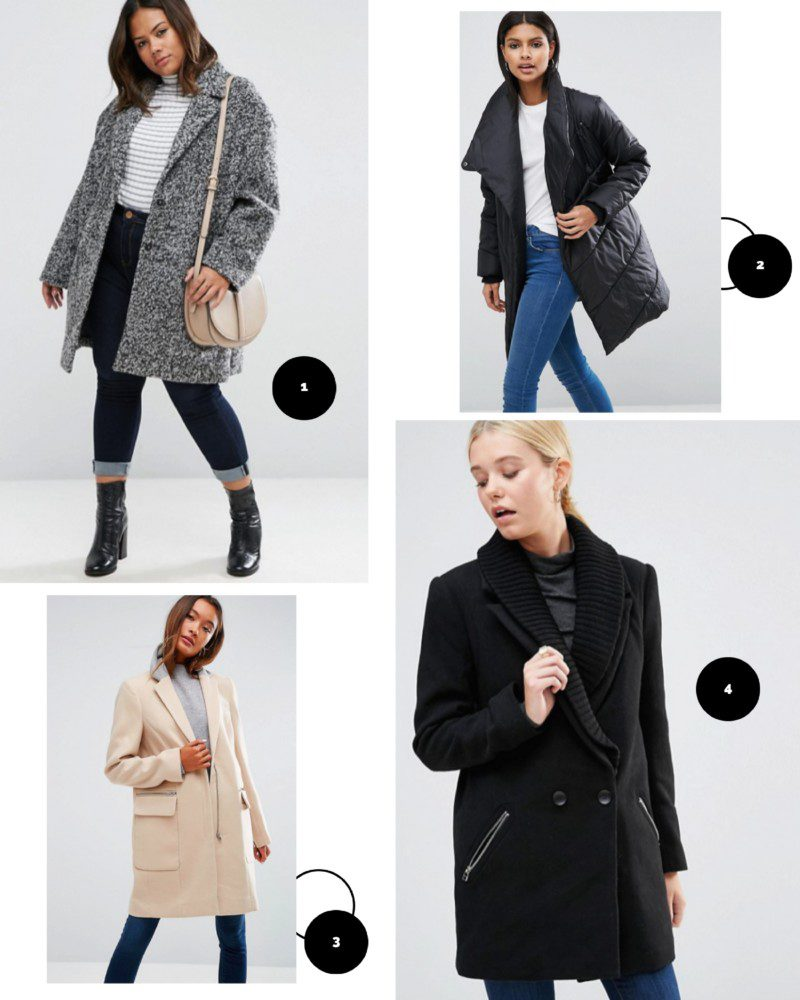 The Best Asos Coats Under $150