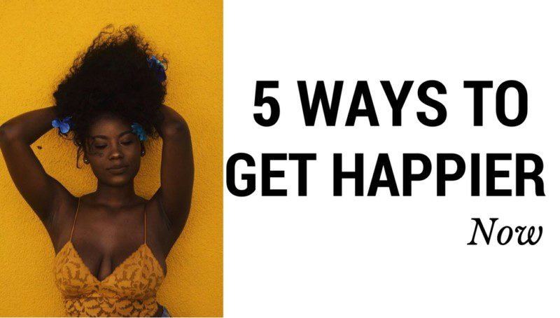 5 Things to Buy Now to Make You Happier