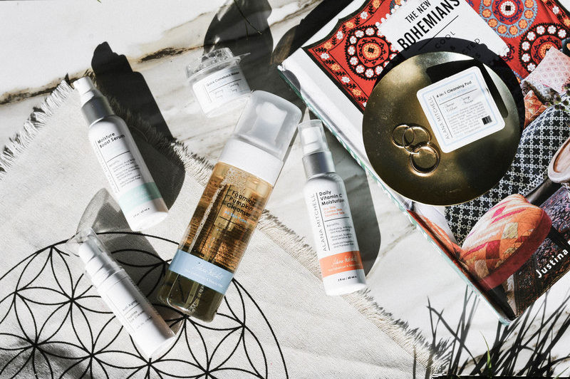 A Skincare Reboot with Alana Mitchell