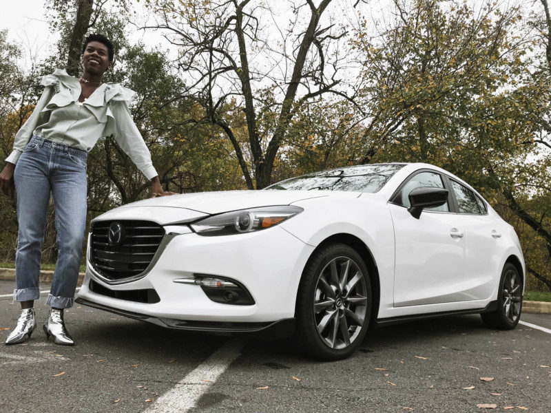 5 reasons you'll love the new mazda3