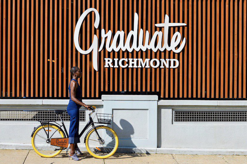Five Reasons Why You'll Love the Graduate Richmond